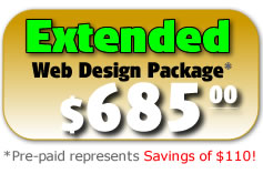 Save even more with our EXTENDED PACKAGE