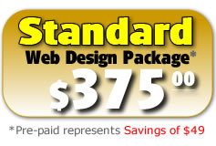 Save with our STANDARD PACKAGE