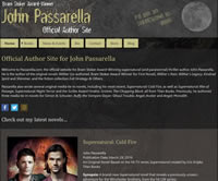 John Passarella, Author Site